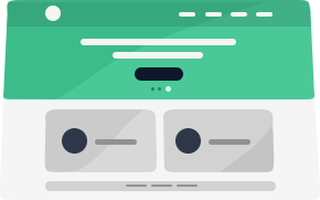 Monitor Screen Image