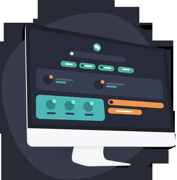 Web Sites Development Icon